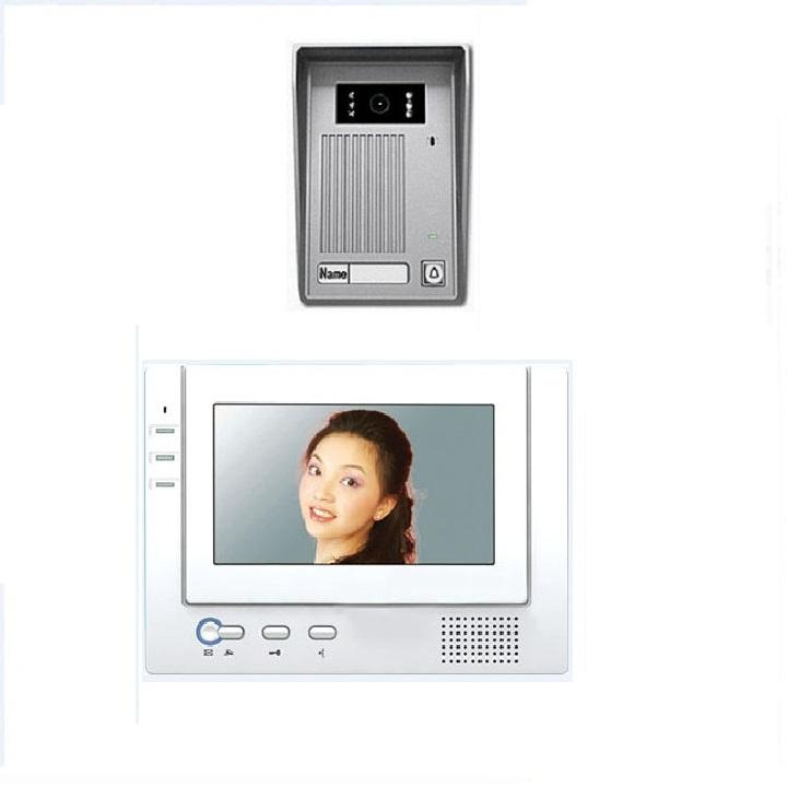 Bộ màn hình màu chuông cửa COMPETITIONMT-371C-K2/ SAC-35C